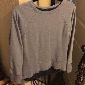 Lightweight Reversible Lululemon Sweatshirt